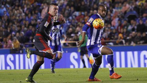 165 - Deportivo-Celta (2-0) el 21 de noviembre del 2015