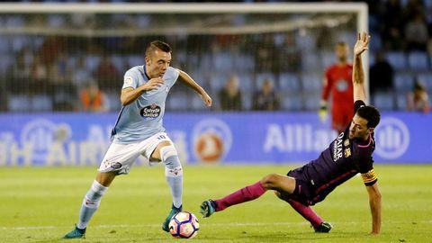 202 - Celta-Barcelona (4-3) de Primera el 2 de octubre del 2016