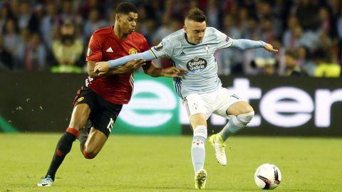 238 - Celta-Manchester (0-1) de Europa League el 4 de mayo del 2017