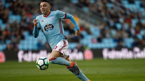 273 - Celta-Málaga (0-0) en Primera el 18 de marzo del 2018