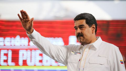 Washington promete que Nicolás Maduro no será procesado ni perseguido