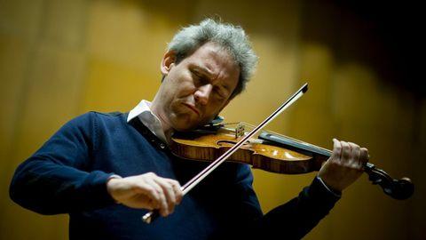 El violinista francés David Grimal