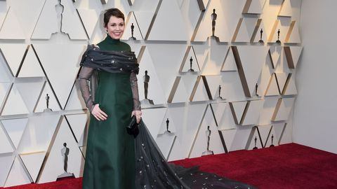 Olivia Colman, nominada por La Favorita