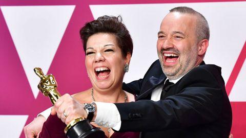 John Warhurst y Nina Hartstone ganan edición de sonido por  Bohemian Rhapsody