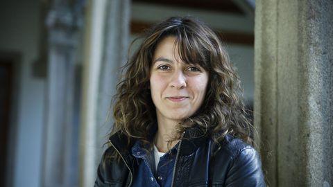 SANDRA GOLPE (número 8 del PIR): «A formación é moi boa aquí, pero quedar a traballar na sanidade pública galega despois de facer o pir é moi complicado»
