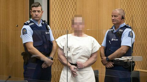 Brenton Tarrant, australiano de 29 años, se ha declarado inocente de los 92 cargos que se le imputan por asesinato y terrorismo