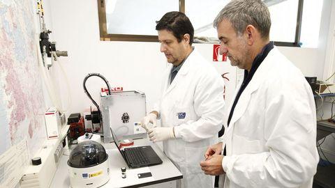 Laboratorio de gas radón