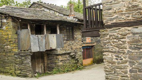 La aldea de A Seara