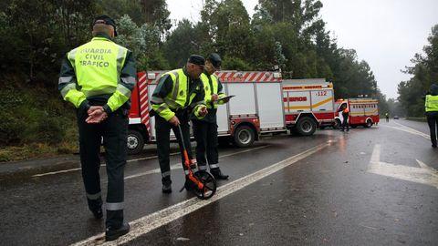 El registro de datos de la caja negra ayudará a la Guardia Civil en la investigación de los accidentes