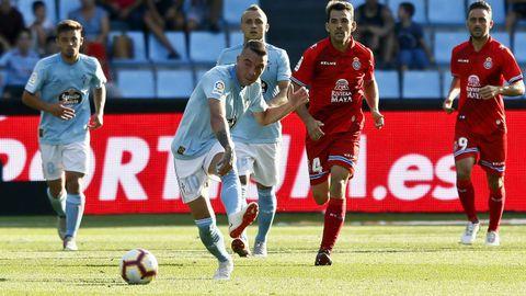280 - Celta-Espanyol (1-1) de Primera el 18 de agosto del 2018