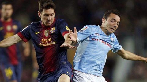 126 - Barcelona-Celta (3-1) de Primera el 3 de noviembre del 2011