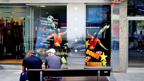 Local de apuestas deportivas en Vigo