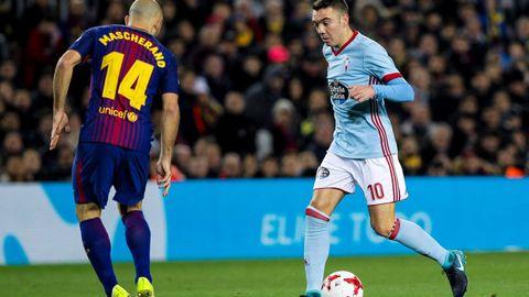 262 - Barcelona-Celta (5-0) de Coaa el 11 de enero del 2018