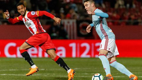 270 - Girona-Celta (1-0) el 27 de febrero del 2018