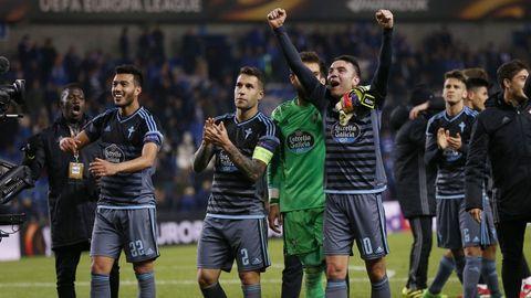 236 - Genk-Celta (1-1) de Europa League el 20 de abril del 2017