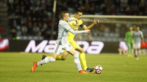 229 - Celta-Villarreal (0-1) el 12 de marzo del 2017