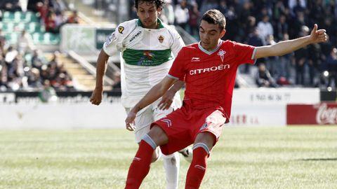 100 - Elche-Celta (1-2) el 3de marzo del 2012
