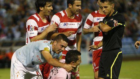 77 - Celta-Granada (1-0) del play off de ascenso el 8 de junio del 2011
