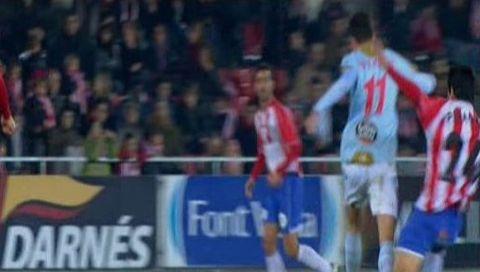 58 - Girona-Celta (1-1) el 11 de diciembre del 2012