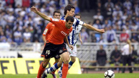 47 - Real Sociedad-Celta (2-0) el 13 de junio del 2010