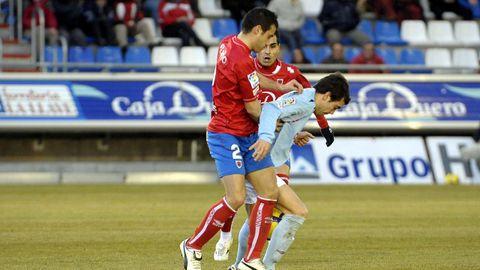 30 - Numancia-Celta (0-0) el 31 de enero del 2010