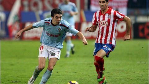 29 - Celta-Atlético (0-1) el 28 de enero del 2010