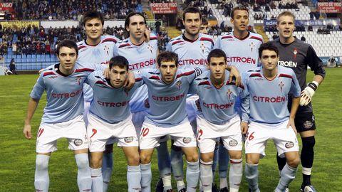 25 - Celta- Villarreal (1-1) el 6 de enero del 2010