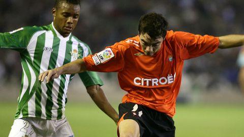 18 - Betis-Celta (1-1) el 15 de noviembre del 2009