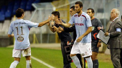 15 - Celta-Tenerife (2-1) el 28 de octubre del 2009