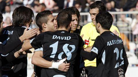 68 - Granada-Celta (1-1) el 20 de marzo del 2011