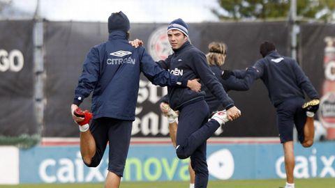 34 - Hércules-Celta (1-0) del 27 de febrero del 2010 (foto de un entrenamiento de esta temporada)