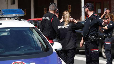 La joven denunció los hechos a la policía vasca tras nueve años de abusos