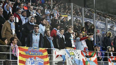 Huesca-Celta (J30)