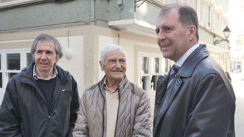 Reencuentro tras Mauthausen: «El morreu nos brazos de meu pai»