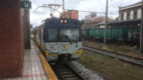 Tren de ancho métrico