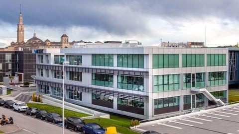 Instalaciones de TSK en el Parque Científico y Tecnológico de Gijón