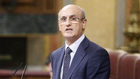 Celso Delgado, diputado por Ourense