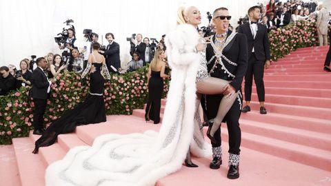 Gwen Stefani y Jeremy Scott