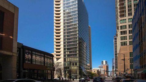 Otra imagen del Dana Hotel y Spa de Chicago