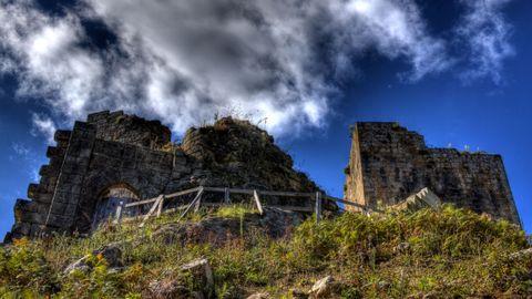 Castillo de Naraío