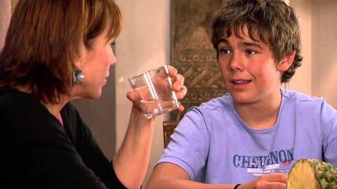Carlos Cuevas se dio a conocer con solo 8 años como Biel Delmàs en esta telenovela emitida en TV3.