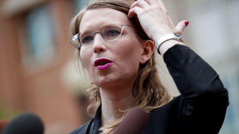 Chelsea Manning, exanalista de inteligencia del Ejército de EE.UU. que proporcionó documentos secretos a Wikileaks en el 2010