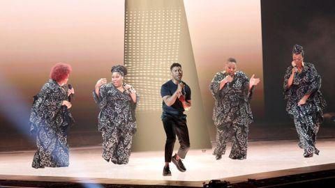 Suecia en Eurovisión 2019