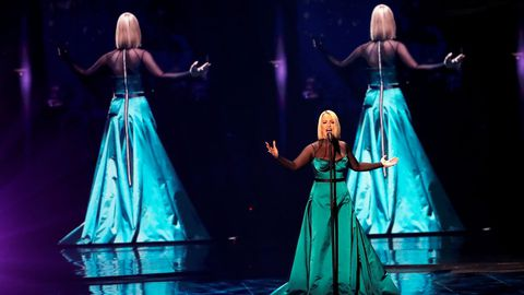 Tamara Todevska representa a Macedonia con el tema «Proud»