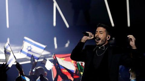 Kobi Marimi, representante de Israel en Eurovisión