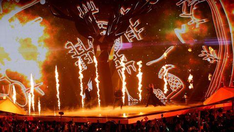 KEiiNO, de Noruega, en Eurovisión