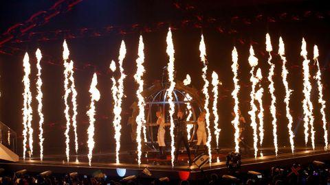 Hatari, de Islandia, en Eurovisión