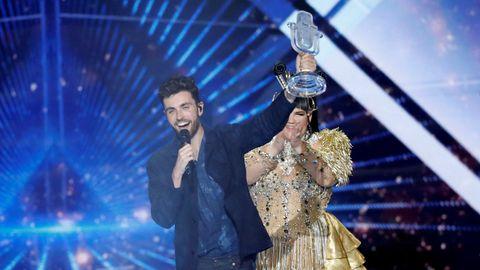 Duncan Laurence, de Países Bajos, ganador de Eurovisión 2019