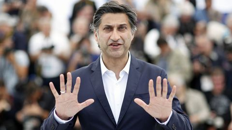 Asif Kapadia, director del documental sobre Maradona
