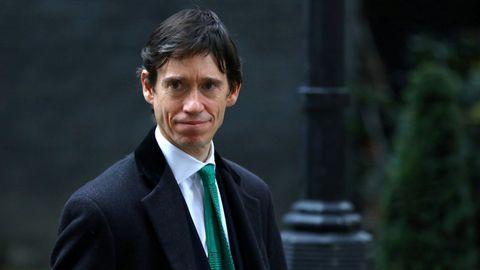 El ministro de Cooperación Internacional, Rory Stewart